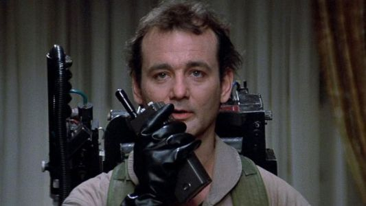 Bill Murray Is Now Willing to Do the Ghostbusters Sequel
