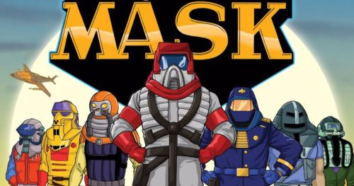 Hasbro's M.A.S.K Movie Moves Forward with a New WriterF