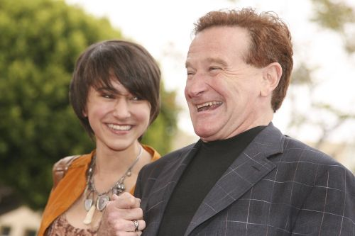 """Robin Williams' Daughter Pleads Internet to Stop """"Spamming"""" Her with Viral Impersonation Video"""