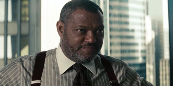 Laurence Fishburne Talks His Thoughts On Justice League And His DCEU Future
