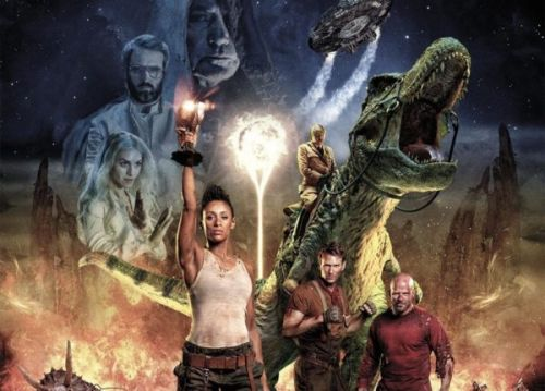 Trailer and Poster of Iron Sky 2 The Coming Race
