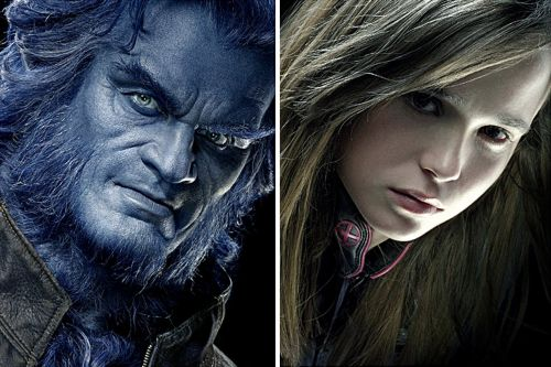 Happy Birthday Ellen Page and Kelsey Grammer: You Were Both X-Cellent in 'X-Men 3'