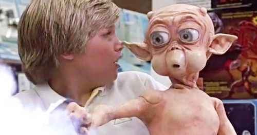 Alternate Mac and Me Ending Unearthed and It's