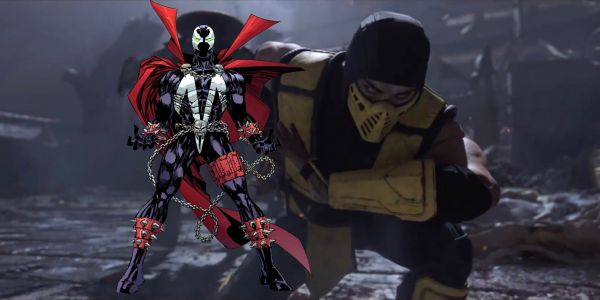 Todd McFarlane Hints Spawn Will Be in Mortal Kombat 11