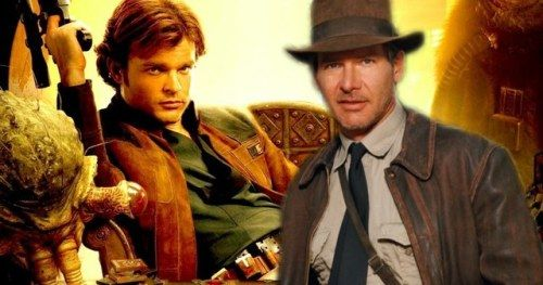 Multiple Indiana Jones Easter Eggs Discovered in SoloRon Howard