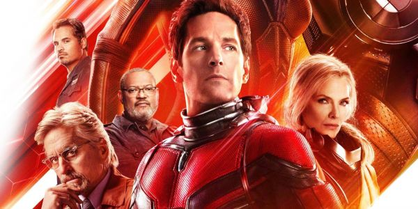 Ant-Man 'Quantum Realm' Suit Revealed in New Concept Art