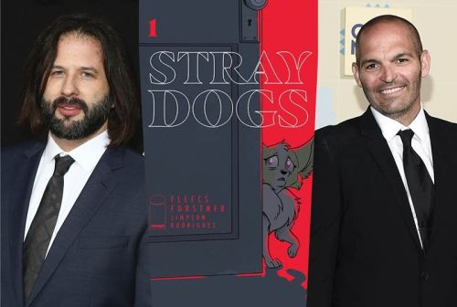 Dauberman, Perez & Paramount Animation Partner for Stray Dogs