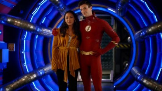 """THE FLASH 5.10 Review """"The Flash & The Furious"""""""