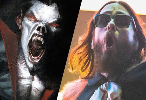 Jared Leto to Star in Sony's Morbius the Living Vampire Movie