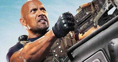 The Rock Hypes Big Surprises for Fast & Furious