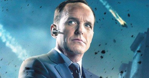 Where Was Clark Gregg in Marvel's 10th Anniversary