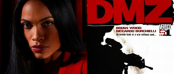 Rosario Dawson Will Star In HBO Max's DMZ Adaptation
