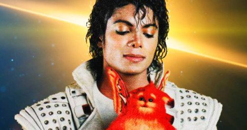 Captain EO Rough Cut Leaks: A New Look at Michael