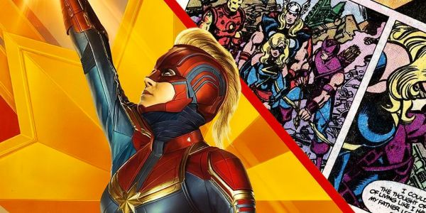 Captain Marvel's Movie Atones For Her Worst Avengers Storyline