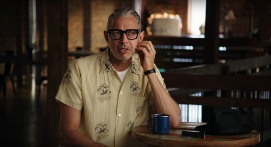 'The World According to Jeff Goldblum' Trailer: It's Jeff's World, We're All Just Living in It