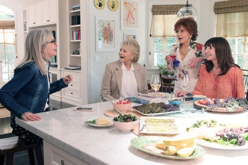 'Book Club' Is the Pinnacle of White Wine Cinema