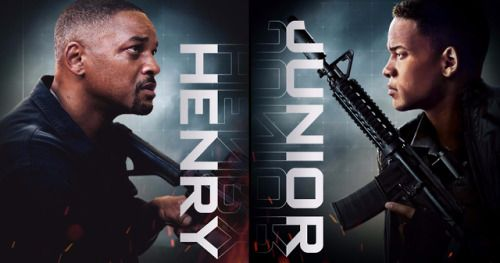 First Gemini Man Clip Brings Will Smith Face to Face with His