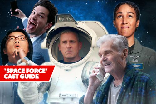 'Space Force' Cast Guide: Meet The Star-Studded Cast of Steve Carell's New Netflix Comedy