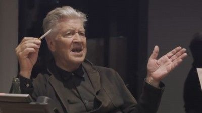 Watch David Lynch Get Mad While Planning 'Twin Peaks: The Return'
