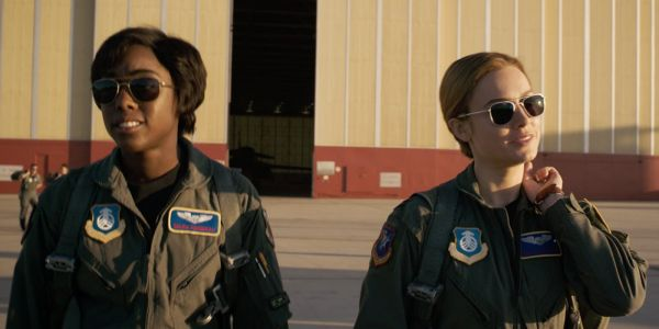 Brie Larson Gushes Over Captain Marvel's Maria Rambeau Character