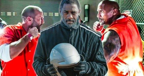 Idris Elba Jumps Into 'Hobbs And Shaw' Fast & Furious Spinoff