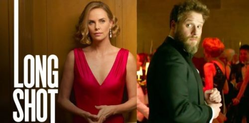 Trailer of Long Shot starring Seth Rogen and Charlize Theron