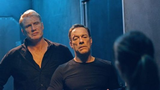 Reunited And It Feels So Good: Trailer For BLACK WATER Puts JCVD & Dolph Under Siege
