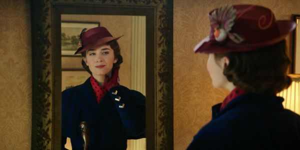 Emily Blunt DIDN'T Rewatch Mary Poppins to Prepare For The Sequel