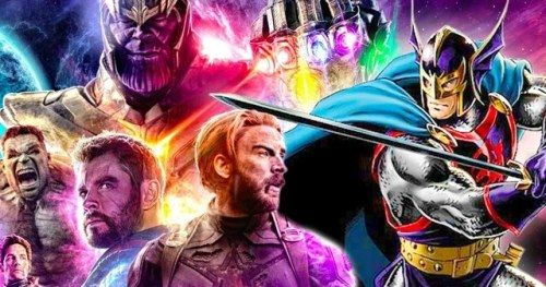 Avengers: Endgame to Introduce Marvel's Black