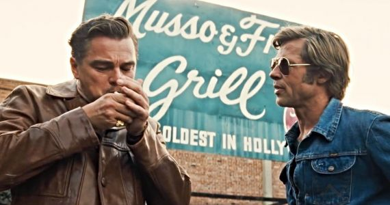 New Once Upon a Time in Hollywood Trailer Is Here, Revealing Tarantino's Latest Epic