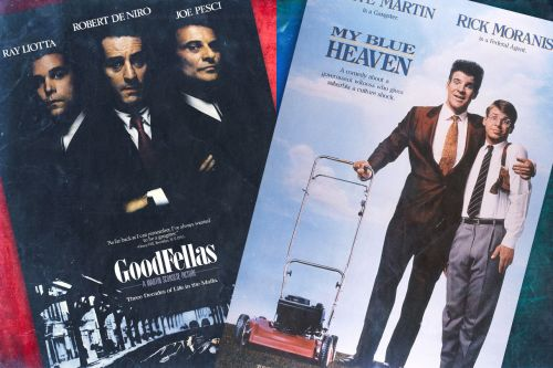 Double Feature: 'Goodfellas' And 'My Blue Heaven' Each Tell The Story Of The Same Mobster, But Could Not Be Any More Different