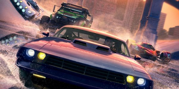 Fast & Furious Netflix Animated TV Series Images & Cast Revealed