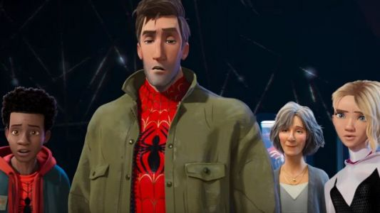 Weekend Watch - Spider-Man: Into The Spider-Verse Edition