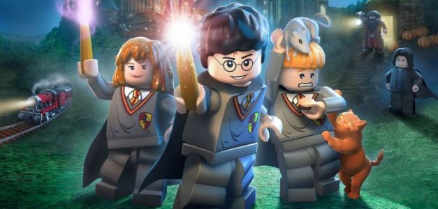 New 'Harry Potter' LEGO Sets Are Coming, Starting with The Great Hall of Hogwarts