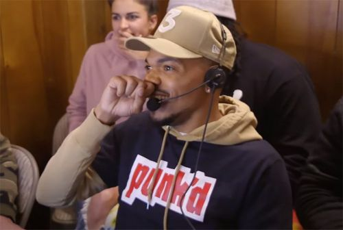 Quibi's Punk'd Revival Series Trailer Features New Host Chance the Rapper
