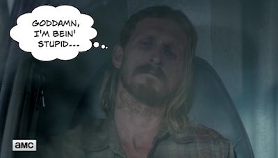 The Key To THE WALKING DEAD Is the Stupids