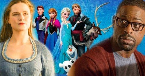 'Frozen 2': Evan Rachel Wood, Sterling K. Brown In Talks To Join Voice Cast