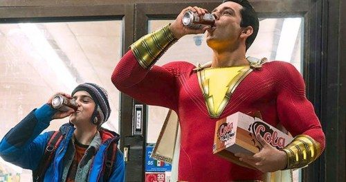 Shazam! Trailer Arrives Taking the DC Universe in a Wild New