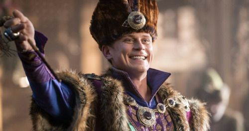Aladdin Prince Anders Spin-Off Is Happening on Disney+Billy