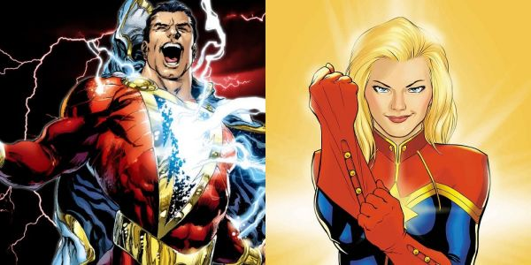 DC's Captain Marvel May Exist in Marvel Comics