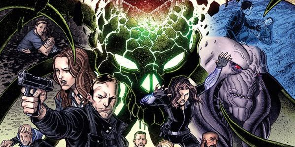 New Agents of SHIELD 'Road to 100 Episodes' Poster Revisits Season 3