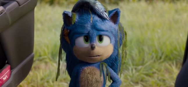 'Sonic the Hedgehog' Clip: James Marsden is Being a Really Good Sport About All This