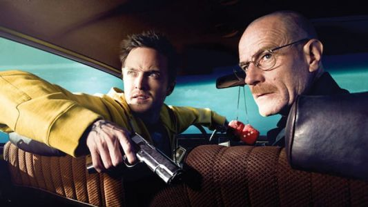 Are Bryan Cranston & Aaron Paul Teasing The Breaking Bad Movie?