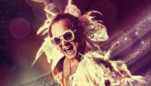 New Rocketman Trailer Featuring Taron Egerton as Elton John!