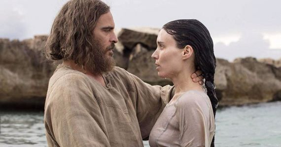 Joaquin Phoenix & Rooney Mara Name Baby Son After River Phoenix