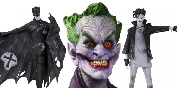 DC Collectibles Displays Stunning Rick Baker Joker Bust & More at Toy Fair