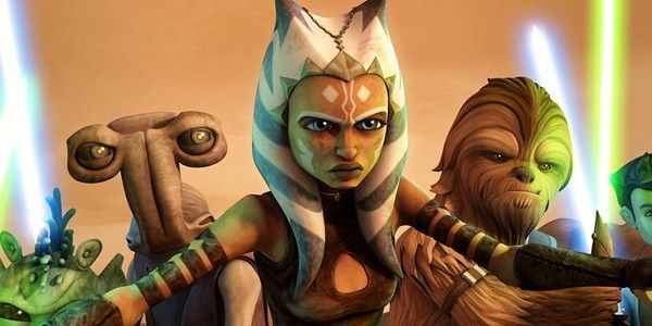 How Star Wars: The Clone Wars Impacted Star Wars Rebels, According To Dave Filoni