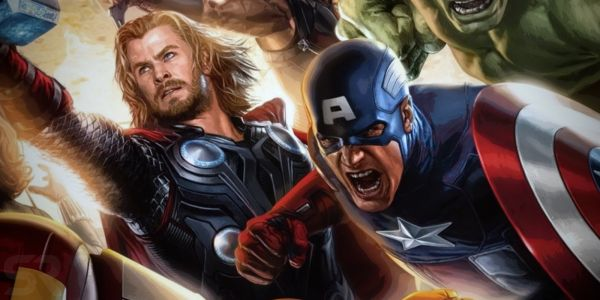 Captain America 'Fights Like Thor' in The BEST Way