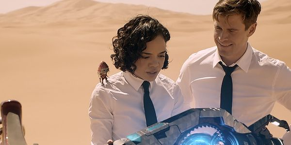 How Tessa Thompson's Men In Black International Character Brought The Franchise Back To Life