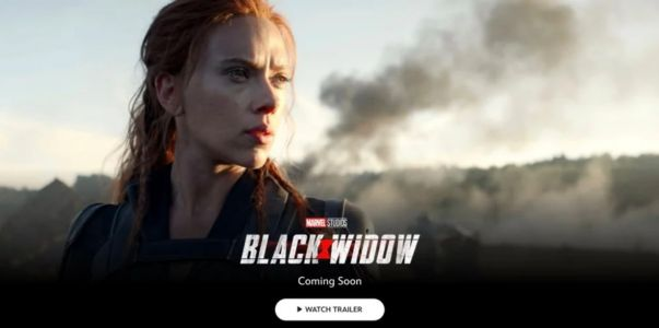 International BLACK WIDOW Websites Have Reportedly Begun Scrubbing Release Date Information